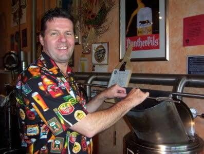 BrewBakers founder Dennis Midden - SOMETHING'S BREWING