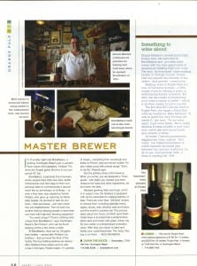 Coast Magazine BrewBakers article