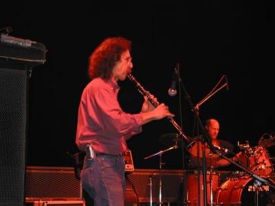 Joel Tepp flute - THE SIDEMAN