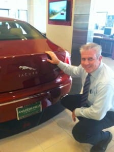 ken b on kneeling nxt to red jag