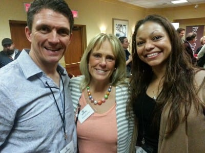 Participants at Mel Cutler's Entrepreneur Revolution walked away all smiles.