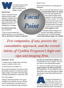 Focal Point Signs & Imaging