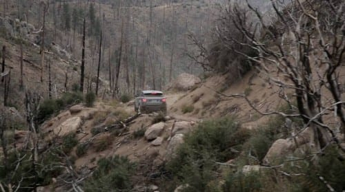 Land Rover Anaheim Hills off-road adventure: Navigating the rugged terrain in Big Bear