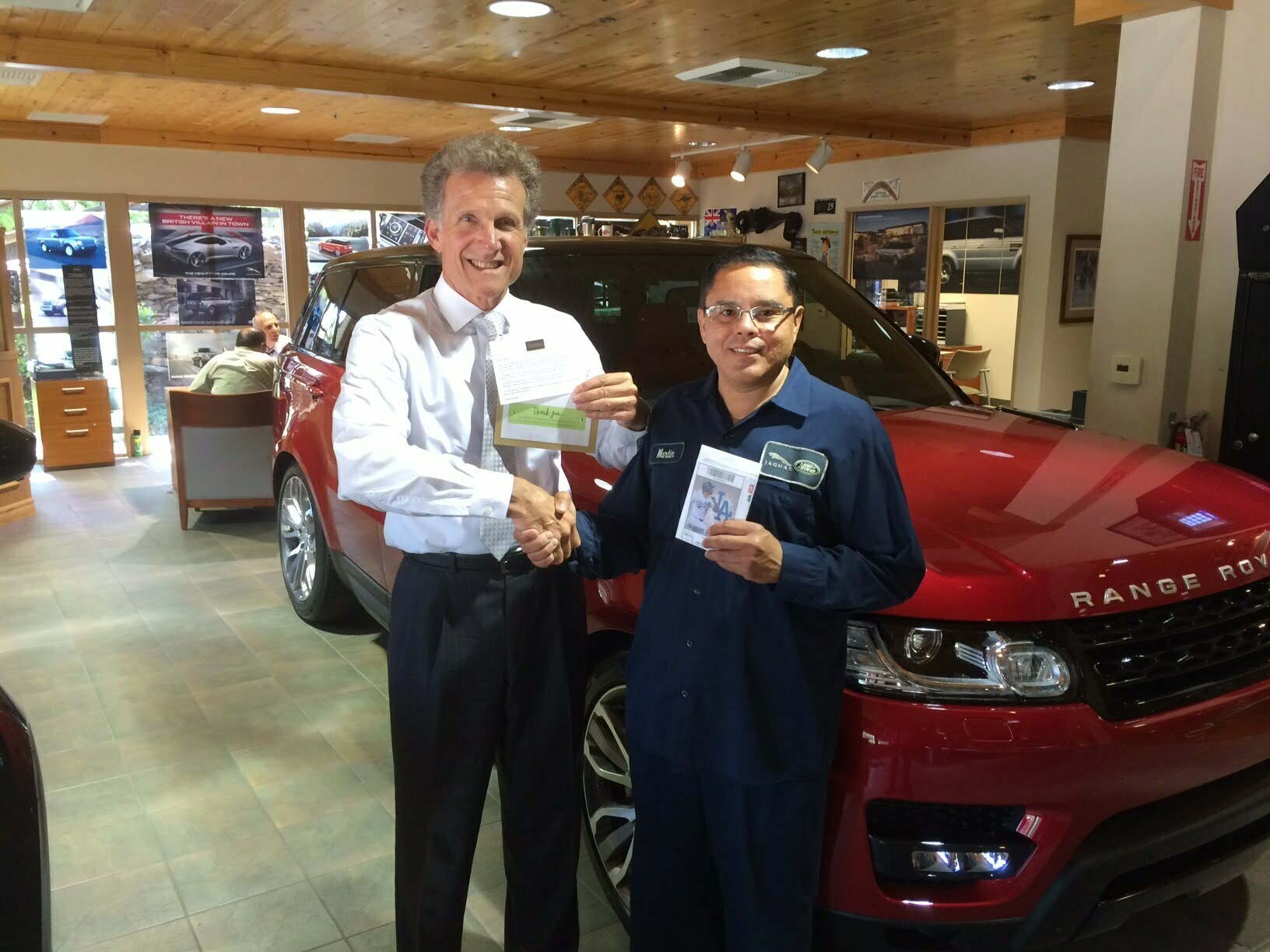 Land Rover Anaheim Hills >> Sven Larson, General Manager, Jaguar Land Rover Anaheim Hills, Rusnak Auto Group
