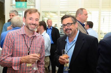 Richard Lloyd (L) and Jay Allen (R)