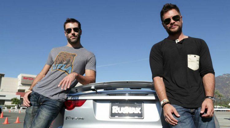 Rusnak Driv Chall Koby and Erik SB - DRIVER'S DELIGHT