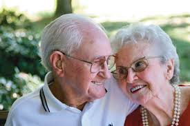 Reverse mortgages can be a huge help to elderly couples.
