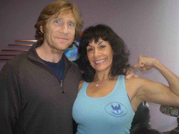 Patricia Wayne 4 arm flex - HEALING POWER