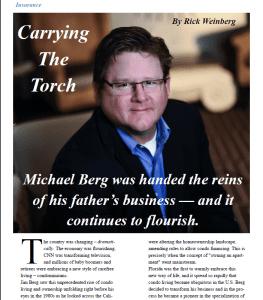 Michael Berg screen shot