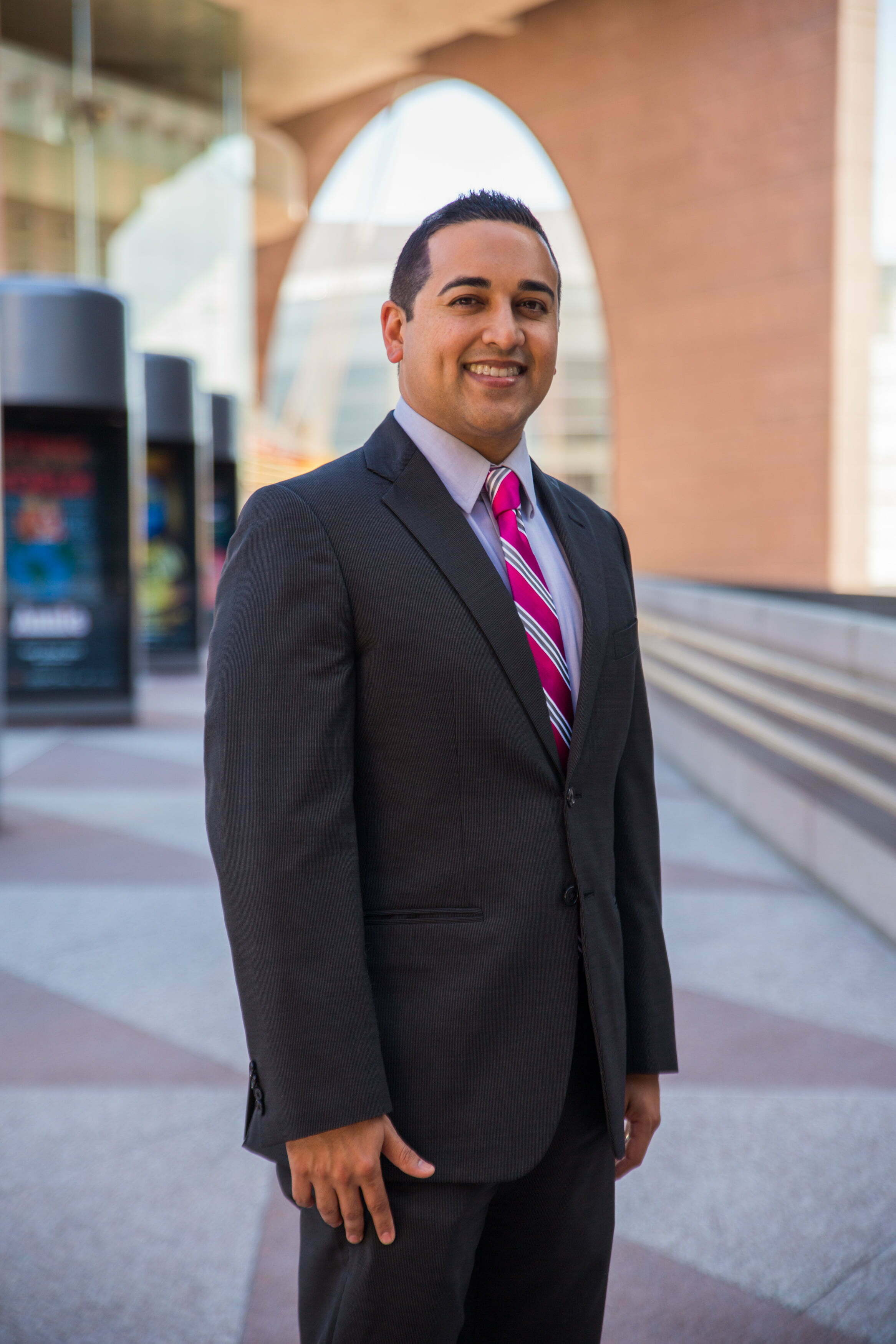 Sandeep J. Shah of Shah Sheth LLP in Costa Mesa, Calif.