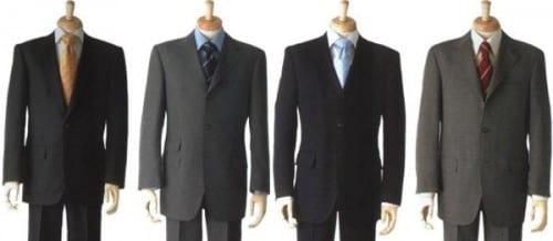 Wm Sani 4 empty suits - SUIT UP
