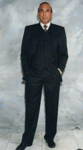 William Sani, President and Chairman of Hong Kong Custom Grand Tailoring.