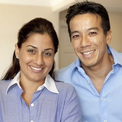 Shadi and Patrick