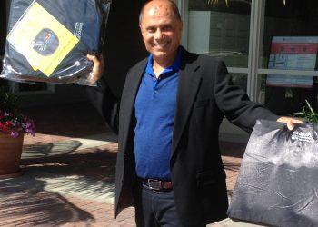 Steve Gambhir, owner, Ergo 21 crop