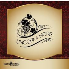 Uncork for Hope logo