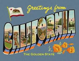 greetings fro calif