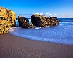 Calif beach