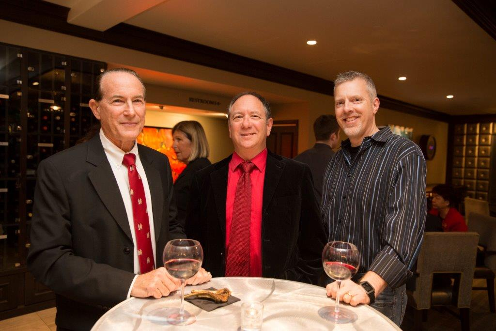 C39 (L-R) Steve Diamond, Chuck Bankoff and Rob Miller