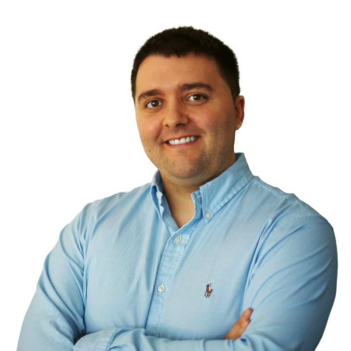 Carlos Trillo, CEO of Evinex