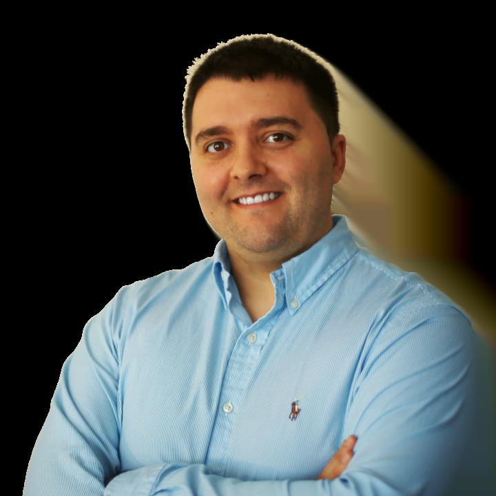 Carlos Trillo, CEO of Evinex