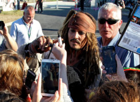DISNEY RECEIVES HUGE GOVERNMENT GRANT TO MAKE A 'PIRATES OF THE CARIBBEAN' FILM OUTSIDE THE U.S.