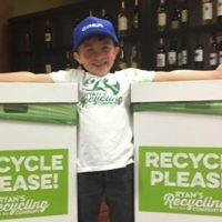 CALIFORNIA BOY, 7, SAVES $10K FOR COLLEGE AFTER STARTING RECYCLING BUSINESS