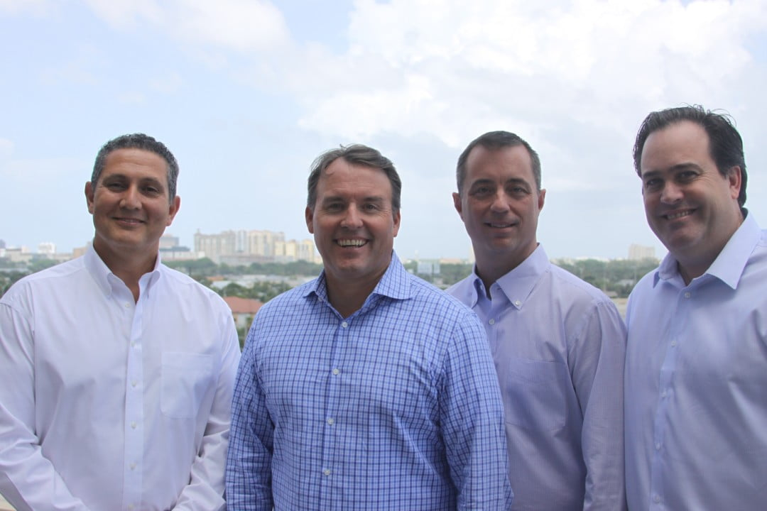 2 mb Finova Team LtoR Juan Ramirez CFO Gregory Keough CEO Derek Acree COO and Co founder Alfredo Rosing CMO 2MB - FINANCIAL EMERGENCY? PROBLEM SOLVED.