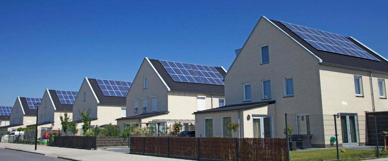 houses - THE POWER OF SOLAR