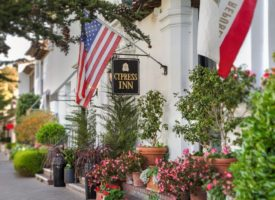 Travel: Cypress Inn in Carmel By The Sea