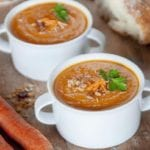 carrot ginger soup - CUISINE ... CANNABIS STYLE