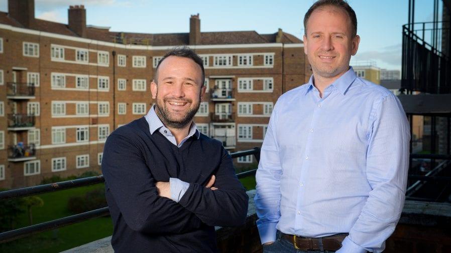 Jon Cornwell and Bevan Thomas