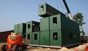 SG Blocks takes large steel shipping containers and turns them into apartments, hotels, restaurants, houses and stores -- at a fraction of the costs it takes to build such structures.