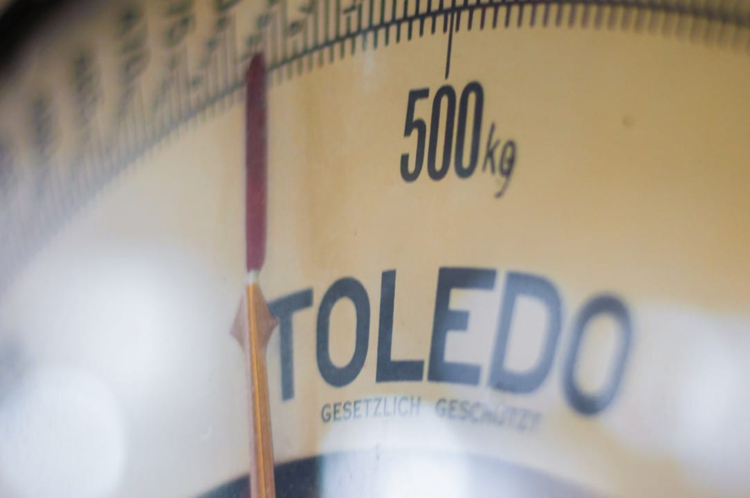 close up measure measurement 50634 - THE WEIGHT CHALLENGE