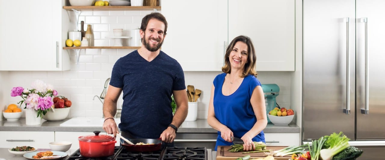 Mark Fachler and Monica Klausner, Co-Founders, Veestro.