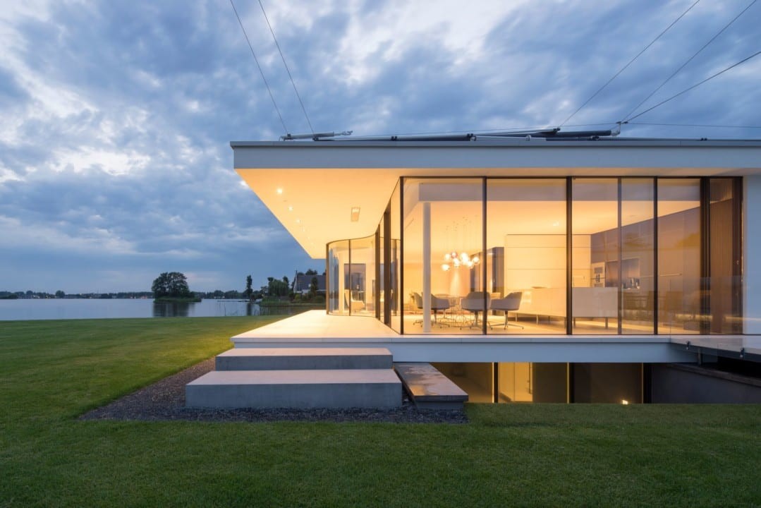 Lakeside Villa, Architect: Lab 32 Architecen, Photo: René de Wit