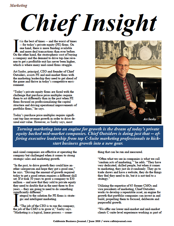 s1 6 - CHIEF INSIGHT