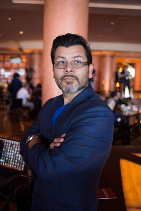 Oscar Garcia, founder and CEO of Ontario, California-based Uulala Inc.
