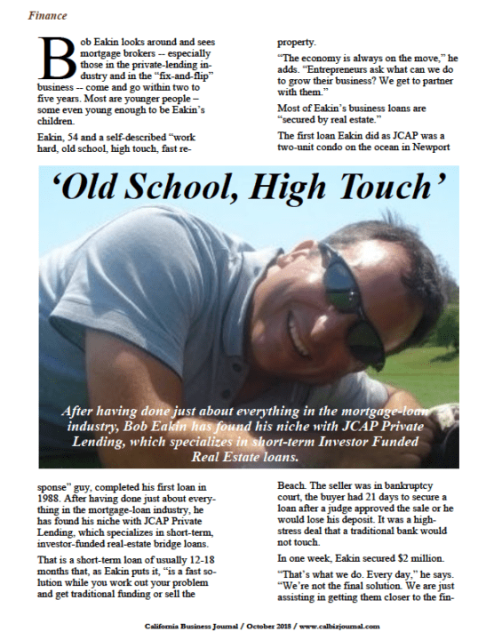 s1 6 - 'OLD SCHOOL, HIGH TOUCH'