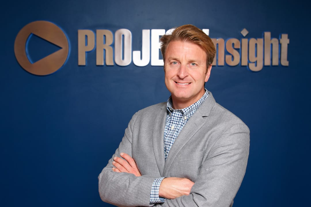 Steve West, CEO and co-founder, of Project Insight