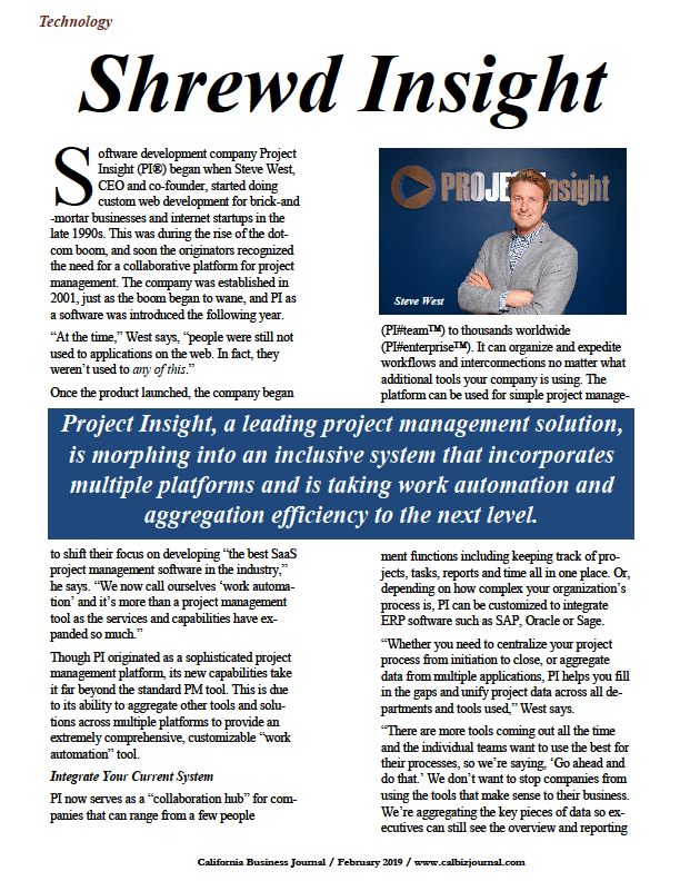 s1 - SHREWD INSIGHT