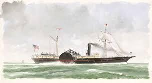 SS Republic sank off the coast of Georgia in a hurricane in 1865 - TREASURE HUNT