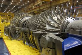 natural gas turbines - Easing California's Industrial Power Shortage