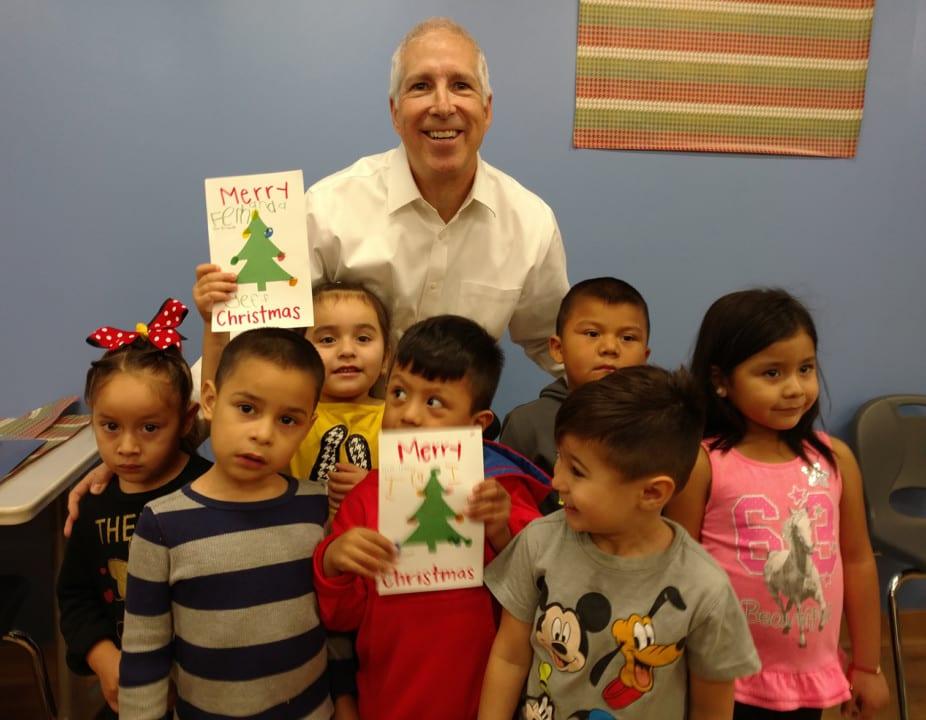 Jeff Garell KidWorks Volunteering - SAGE ADVICE