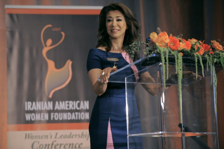 Mariam Khosavani at LA 2018 Conference - Unite to Empower, Inspire and Connect