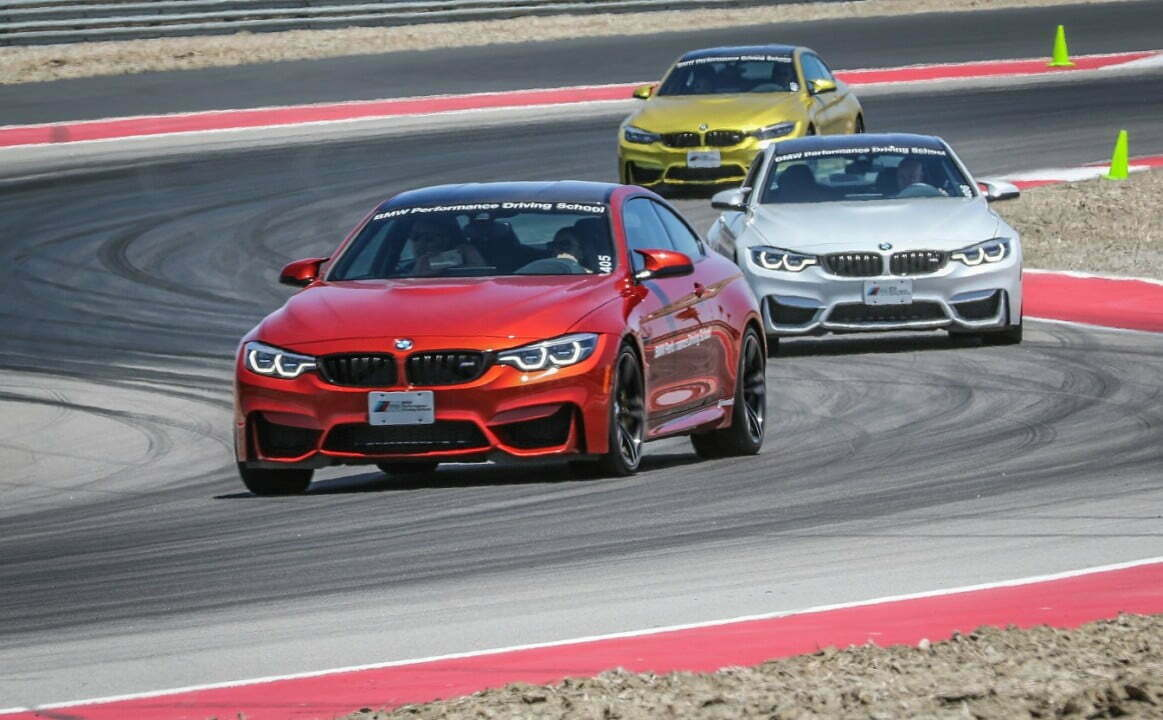The stretch of premier pavement at the BMW Performance Center West in Thermal, Calif. -- with its opportunity to thrust oneself forward through the tenets of pure speed, power and control -- truly has no equal.