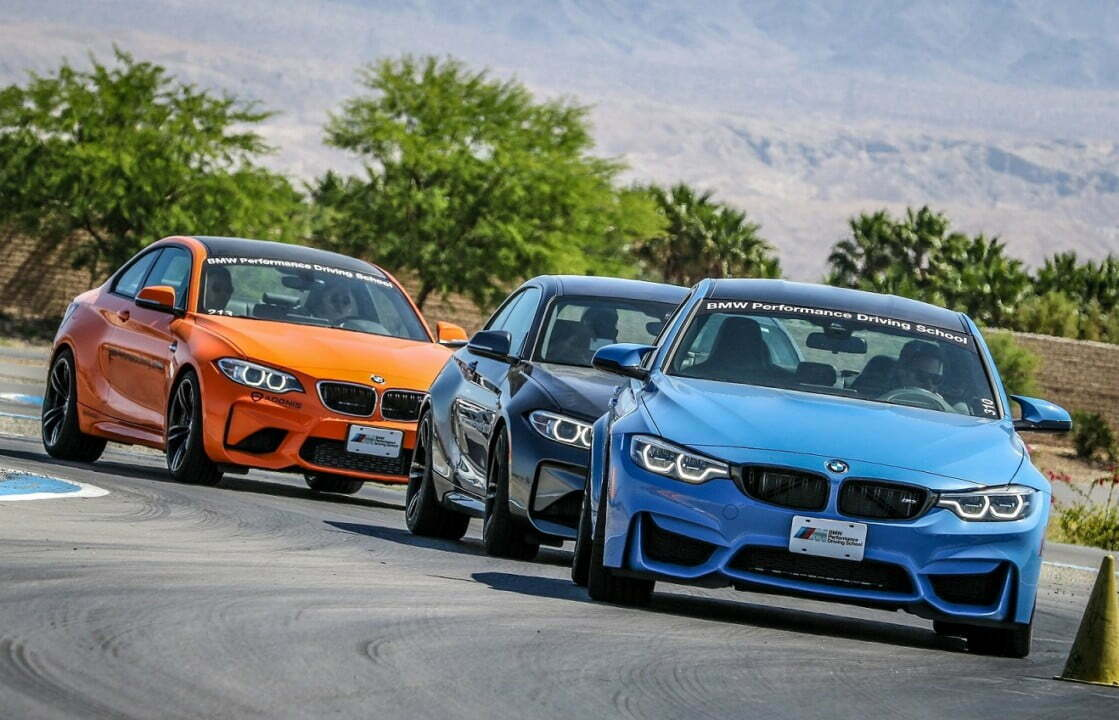 BMW Driving School >> Bmw Performance Center West In Thermal California Is