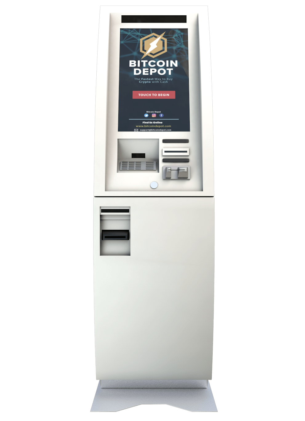 bitcoin depot atm crop - The New Bitcoin ATM King of Los Angeles