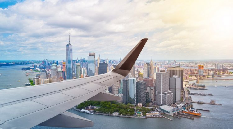 flight article - Five quick tips on how to enjoy your next flight from San Francisco to New York