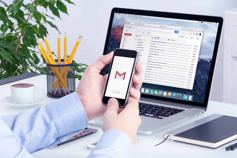 shutterstock 304818284 - How Effective is Gmail in Growing Your Business?