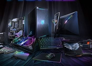 crop All Family Final Facebook 1200x1200px - GIGABYTE Expands, Creating the AORUS Brand